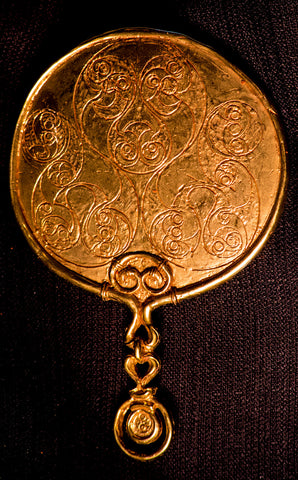 Mirror - from a celtic example - Z-37