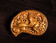 Belt Mount, Russian Dragon pattern - Z-55