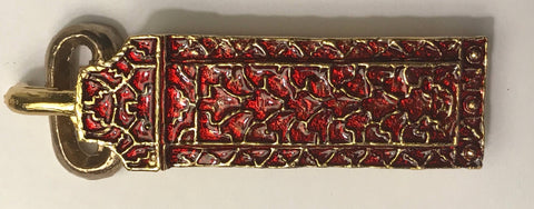 The Sutton Hoo Rectangular Buckle S-36