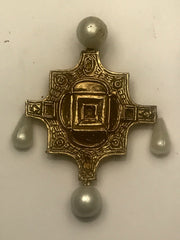 Pendant with pearls from the 16th Century
