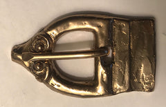 Saxon Buckle with Face - U-58