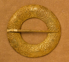 17th Century Scottish Round Brooch - EL16
