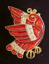 Bird from Book of Kells - O-01