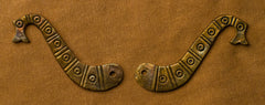 Sssssnake Clasp for Chainmail!  (Roman) - RB18