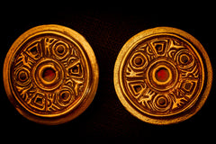 Bronze Saxon Brooches SB03
