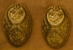 Bronze Viking World Beasts Turtle Brooches TB-10