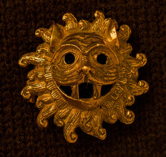 Lion Norman pin - W-64