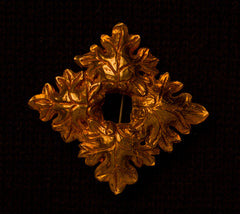 Leaf Norman Brooch - W-65