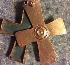 Reliquary Cross from the Crusades! - Z27