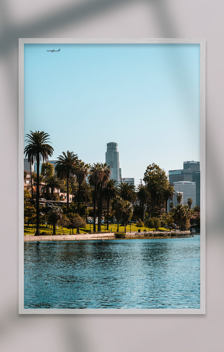 Wandbild - Echo Park, Los Angeles