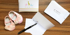 What to Write in a Baby Shower Thank You Card