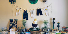 15 Bookish Baby Shower Ideas