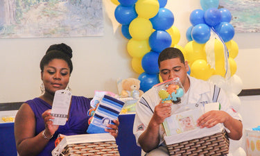 10 Crowd-Pleasing Co-Ed Baby Shower Ideas