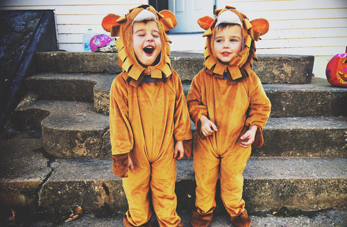 12 Cute Toddler Halloween Costumes
