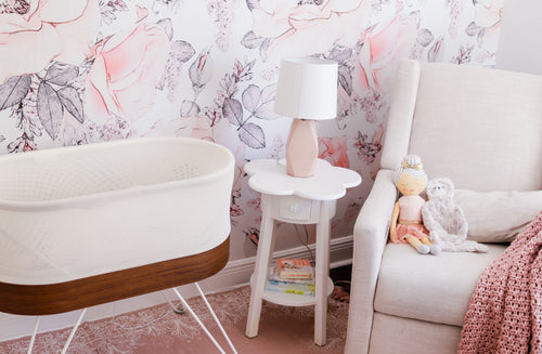22 Pretty Pink Nursery Ideas...That Are Not Over-the-Top