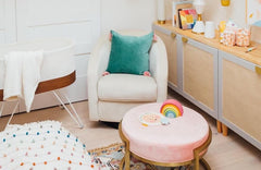 18 Brilliant Rainbow Nursery Ideas