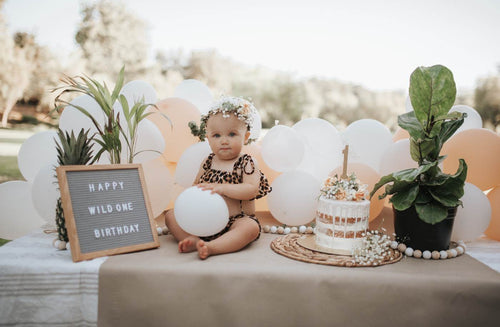 10 Memorable First Birthday Themes
