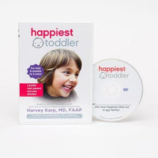 Happiest Toddler on the Block DVD: 8 mos - 5 yrs