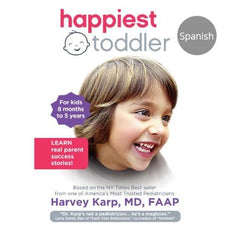 Happiest Toddler on the Block: <br>8 mos - 5 yrs in Spanish (STREAMING)