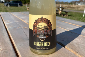 Non-Alcoholic Ginger Beer (750ml Bottles)