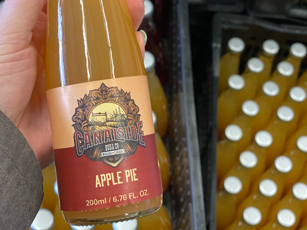 Apple Pie Soda (200ml Bottles)
