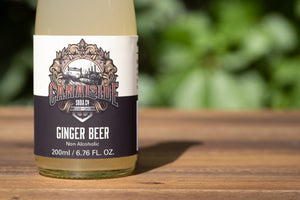 Non-Alcoholic Ginger Beer (200ml Bottles)