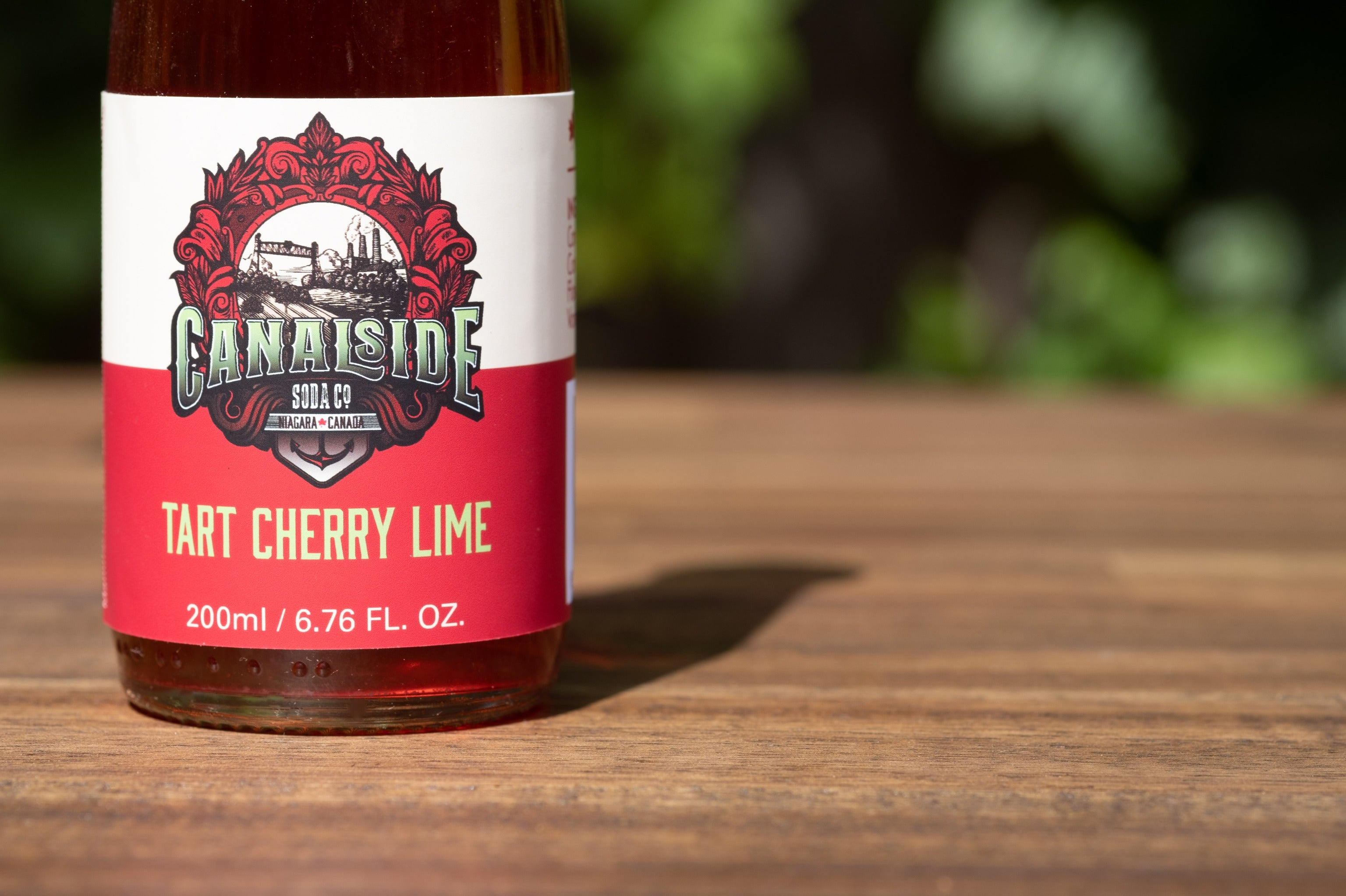 Tart Cherry Lime Soda (200ml Bottles)