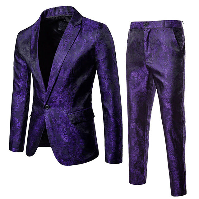 men Suit (Jacket+Pants) - Eli-ellas