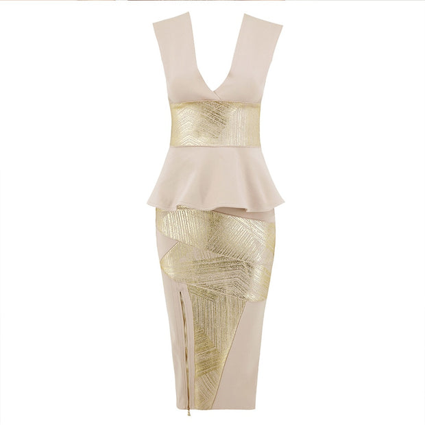 Celebrity Party Bodycon Bandage Dress - Eli-ellas