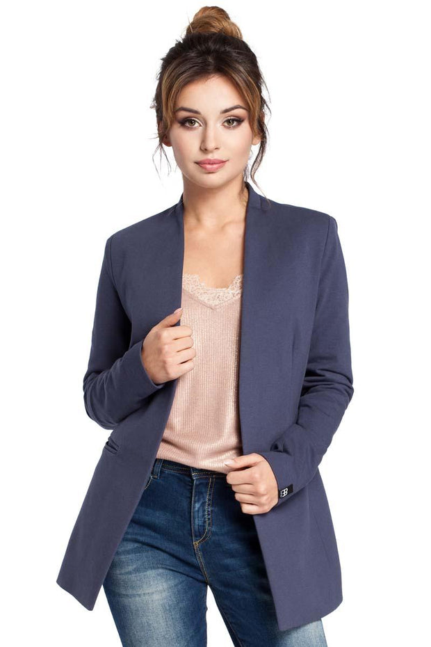 women-jacket-and-coatsBlue MOE Jackets & Coats - Eli-ellas