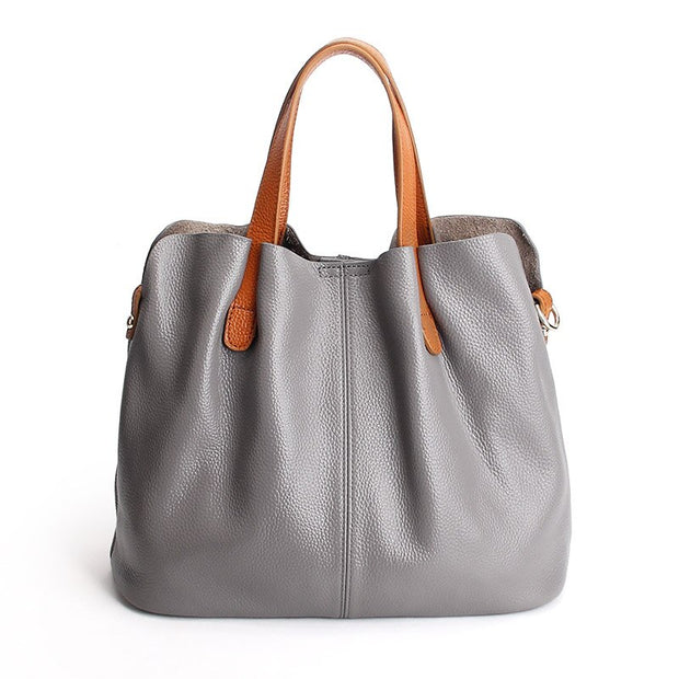 Amor Soft Leather Tote