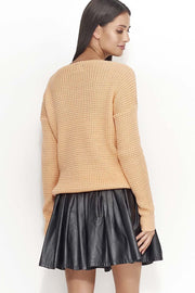 women-jacket-and-coatsAppricot Makadamia Sweaters - Eli-ellas