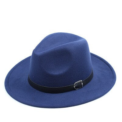 Design Women's Chapeu Feminino Fedora Hat For Laday