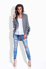 women-jacket-and-coatsGraphite Sweaters - Eli-ellas