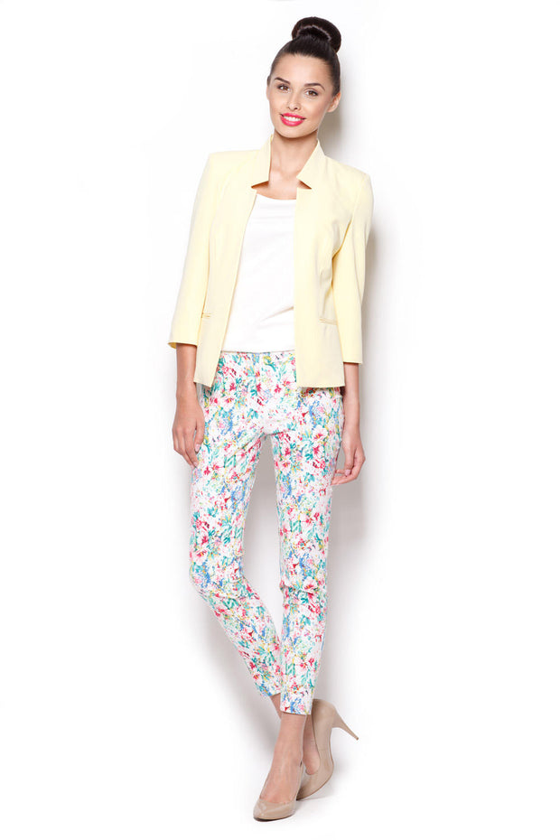 women-jacket-and-coatsYellow Figl Blazers - Eli-ellas