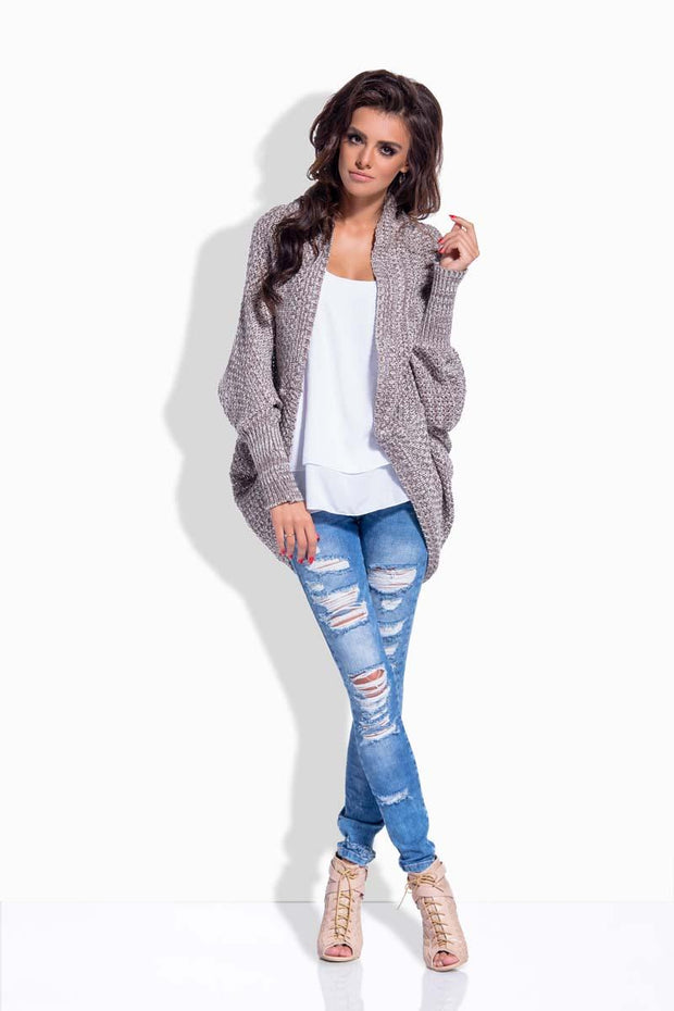 women-jacket-and-coatsCappuccino Sweaters - Eli-ellas