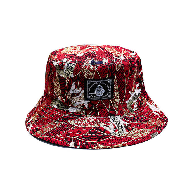 Bucket Hat Man Women Outdoor Sports Hip Hop Cap