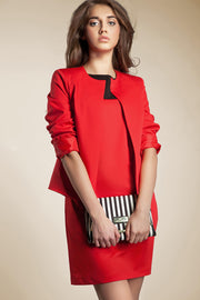 women-jacket-and-coatsRed Nife Blazers - Eli-ellas