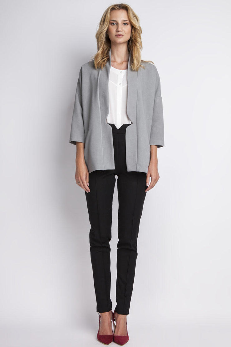 women-jacket-and-coatsGrey Lanti Jackets & Coats - Eli-ellas