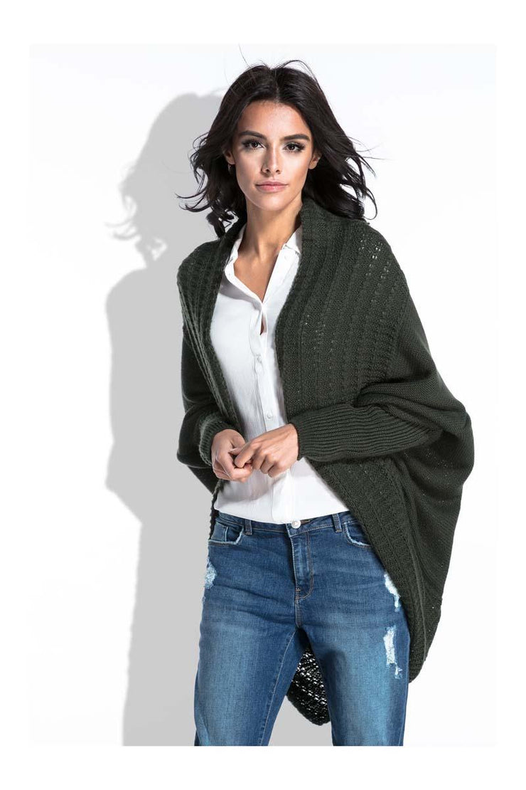 women-jacket-and-coatsOlive Sweaters - Eli-ellas