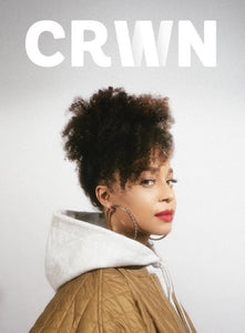 CRWN Magazine: Morgan DeBaun | The Money & Power Issue