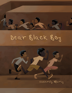 Dear Black Boy by Martellus Bennett