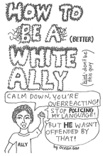 Load image into Gallery viewer, How to be a (Better) White Ally by Ocean Gao