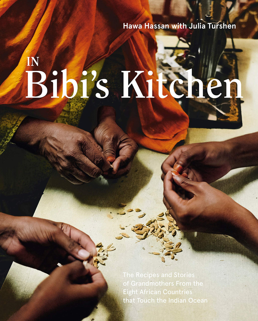 In Bibi's Kitchen: The Recipes and Stories of Grandmothers from the Eight African Countries that Touch the Indian Ocean (Pre-Order, Oct 20th)