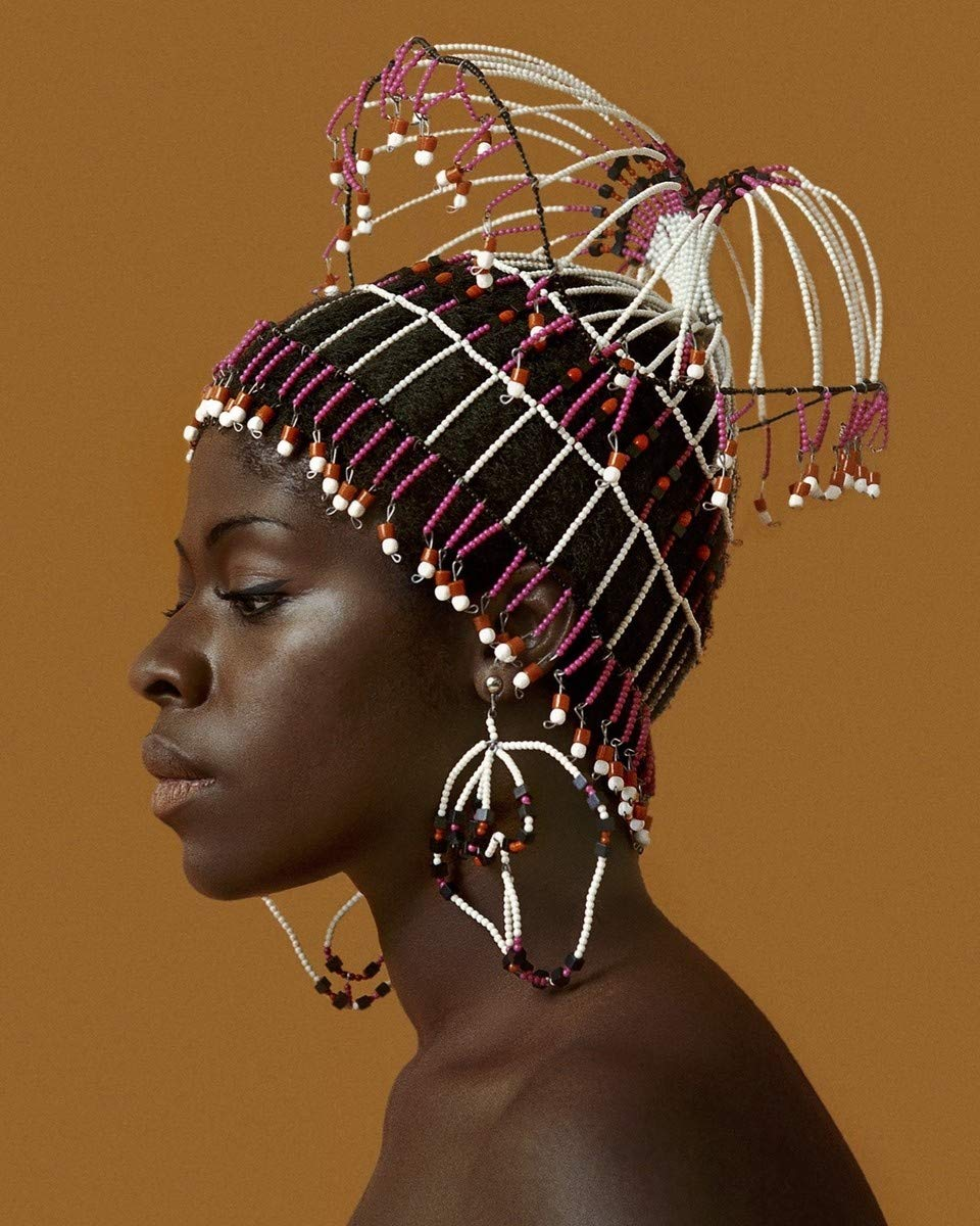 Black Is Beautiful by Kwame Brathwaite