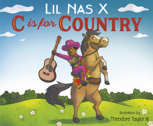 C is For Country by Lil Nas X (Pre-Order, Jan 5, 2021)