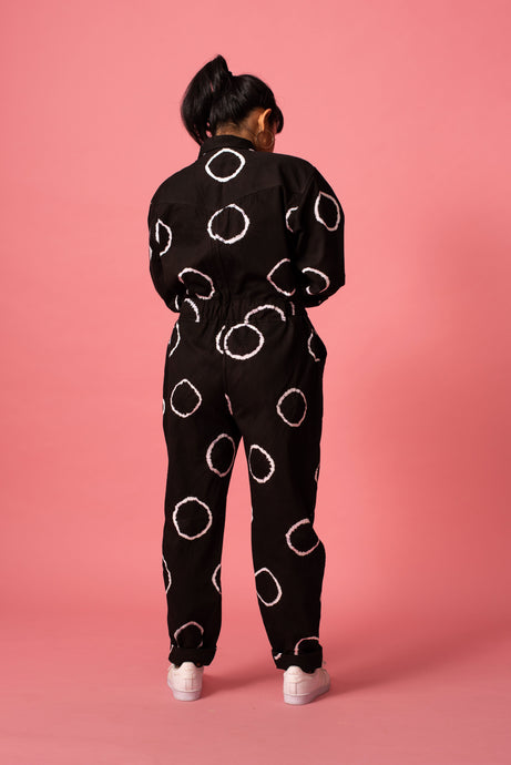Ring Jumpsuit (Black)