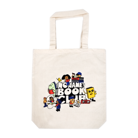 Noname's Book Club Tote