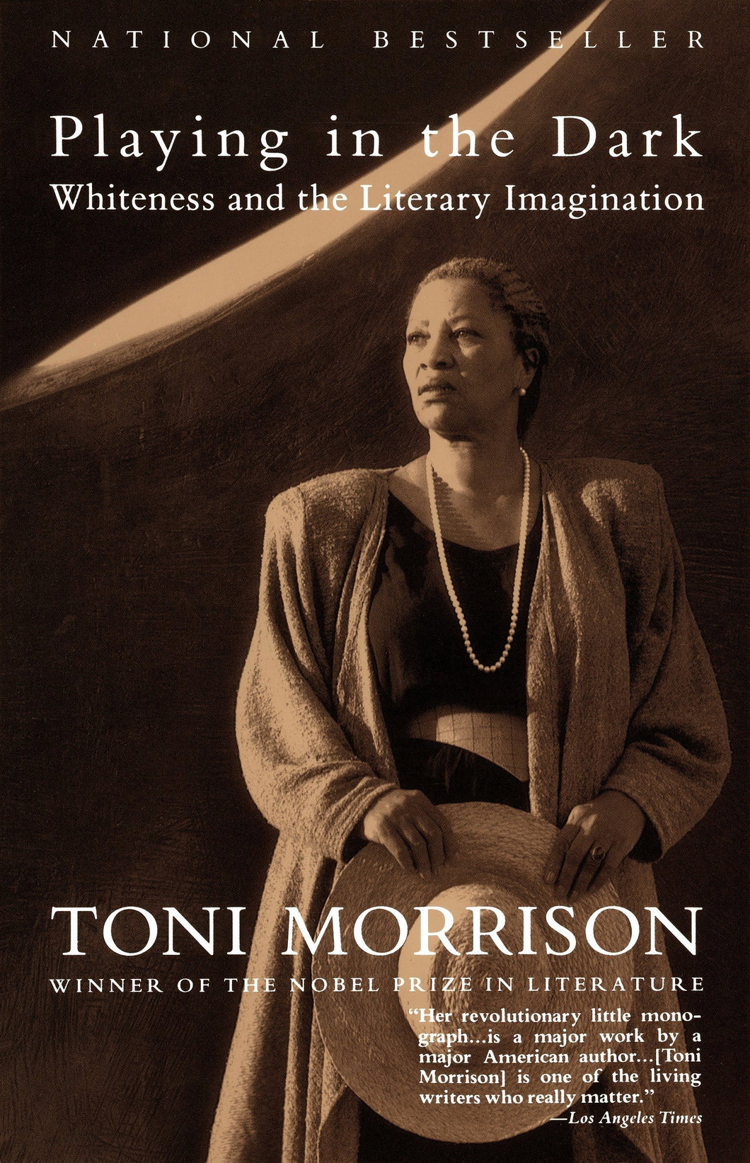 Playing in the Dark: Whiteness & the Literary Imagination by Toni Morrison