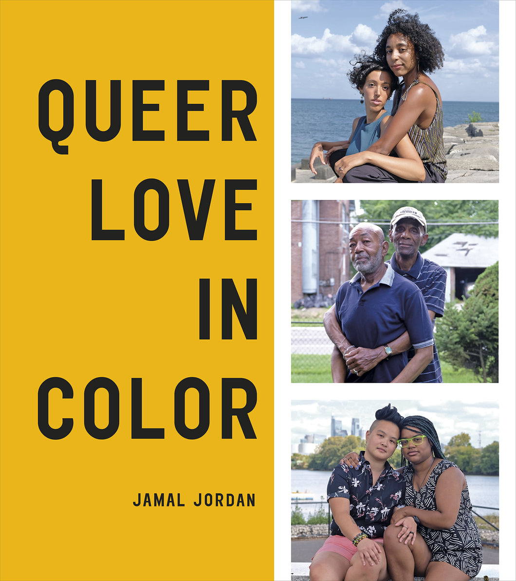 Queer Love in Color by Jamal Jordan (Pre-Order, May 4)